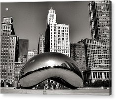 The Bean - 3 Acrylic Print