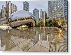 The Bean Hdr 01 Acrylic Print