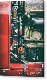 The Beast Of Turin Engine Acrylic Print by Tim Gainey
