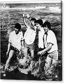 The Beatles, 1964 Acrylic Print by Granger