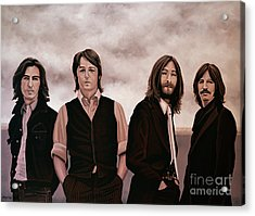 The Beatles 3 Acrylic Print