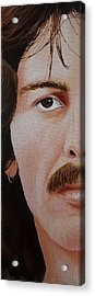 The Beatles George Harrison Acrylic Print by Vic Ritchey