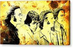 The Beatles Hidden Paul Acrylic Print
