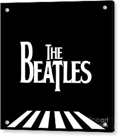 The Beatles No.03 Acrylic Print