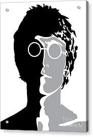 The Beatles No.08 Acrylic Print