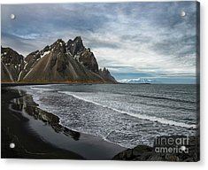 Acrylic Print featuring the photograph The Beauty Of Iceland by Sandra Bronstein