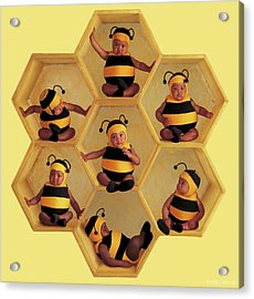 The Beehive Acrylic Print