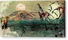 The Beginning  Acrylic Print by Mark M  Mellon