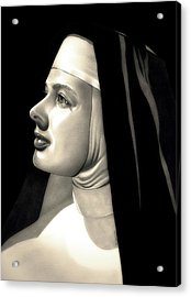 The Bell's Of St. Mary's  Acrylic Print