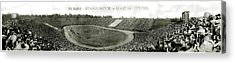 Stanford And U Of C 1925 Acrylic Print