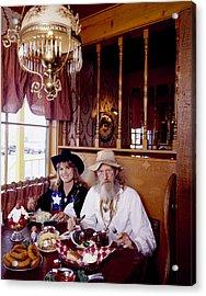 The Big Texan Restaurant, Amarillo, Texas Acrylic Print