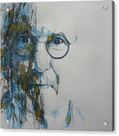 The Big Yin  Billy Connolly Acrylic Print