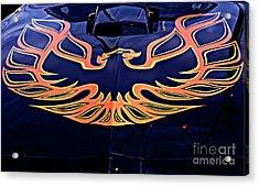 The Bird - Pontiac Trans Am Acrylic Print