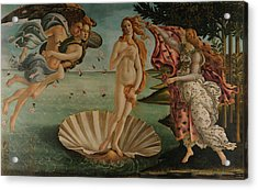 The Birth Of Venus, Original Acrylic Print