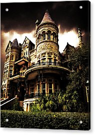 The Bishop's Palace Acrylic Print