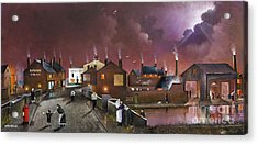 The Black Country Museum Acrylic Print