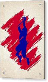 The Blake Acrylic Print by Joe Hamilton