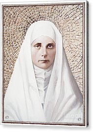 The Blessed Virgin Mary - Lgbvm Acrylic Print