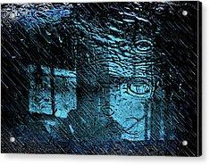 The Blues Acrylic Print