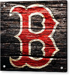 The Boston Red Sox 2a Acrylic Print