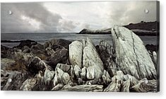 Acrylic Print featuring the photograph The Boulder Breach by Robin-Lee Vieira
