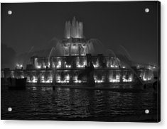 The Buckingham Acrylic Print