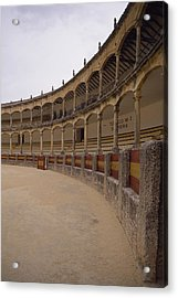The Bullring Acrylic Print