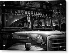 The Bus Esmeralda Acrylic Print by Tom Bell