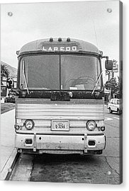 The Bus To Laredo Acrylic Print