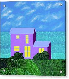 The Caicos Acrylic Print