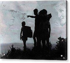 The Call Centennial Cover Image Acrylic Print