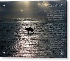 The Calling  Version Two Acrylic Print