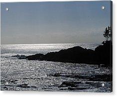 The Calming Sea Acrylic Print