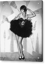 The Canary Murder Case, Louise Brooks Acrylic Print by Everett