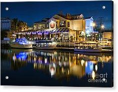 The Cannery Restaurant Acrylic Print