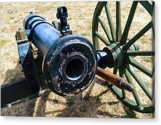 The Cannon Of Elkton Acrylic Print by Daniel LaFollette