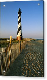 The Cape Hatteras Lighthouse Acrylic Print