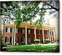 The Carolina Inn - Chapel Hill Acrylic Print