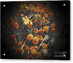 The Carved Bush Acrylic Print
