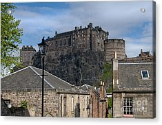 The Castle Acrylic Print