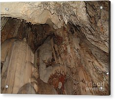 The Cave Acrylic Print by John Johnson
