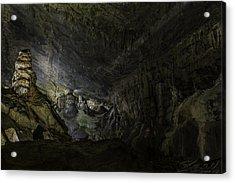 The Cavern Acrylic Print