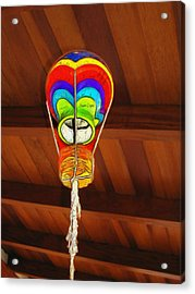 The Ceiling Lamp - Pa Acrylic Print