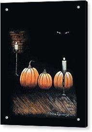 The Cellar Acrylic Print
