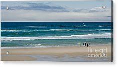 The Central Oregon Coast Acrylic Print