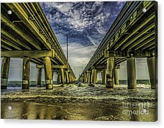 The Chesapeake Bay Bridge Acrylic Print