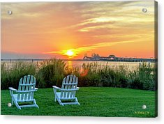 The Chesapeake Acrylic Print