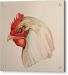 The Chicken Acrylic Print