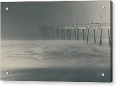 Acrylic Print featuring the photograph The Chill In My Bones by Laurie Search
