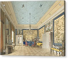 The Chinese Room In The Royal Palace, Berlin Acrylic Print
